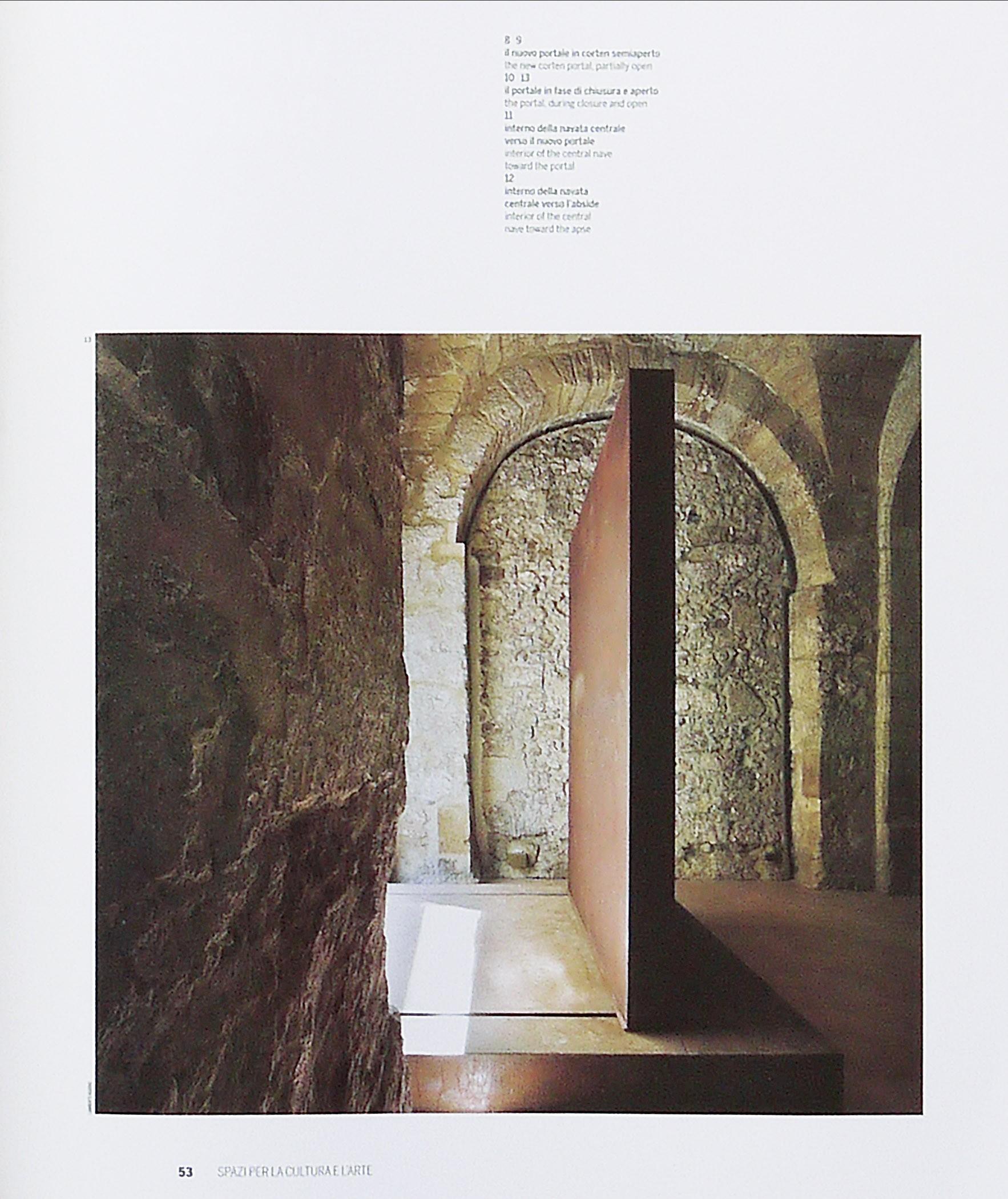 Casabella 780. Arch. Emanuele Fidone - San Pietro, Siracusa