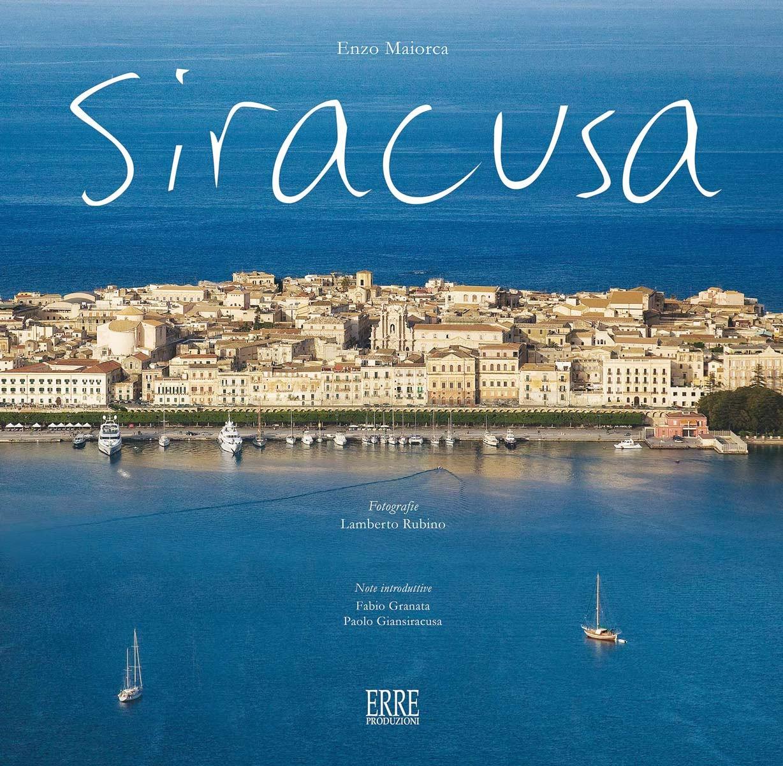 Book - Enzo Maiorca, Siracusa - ErreProduzioni