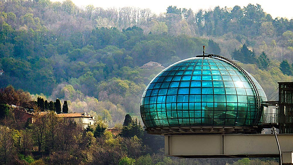 Torino, Lingotto. Arch. Renzo Piano