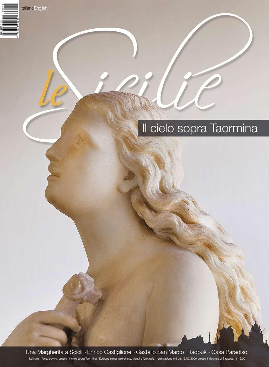 Magazine LeSicilie n.8 - ErreProduzioni