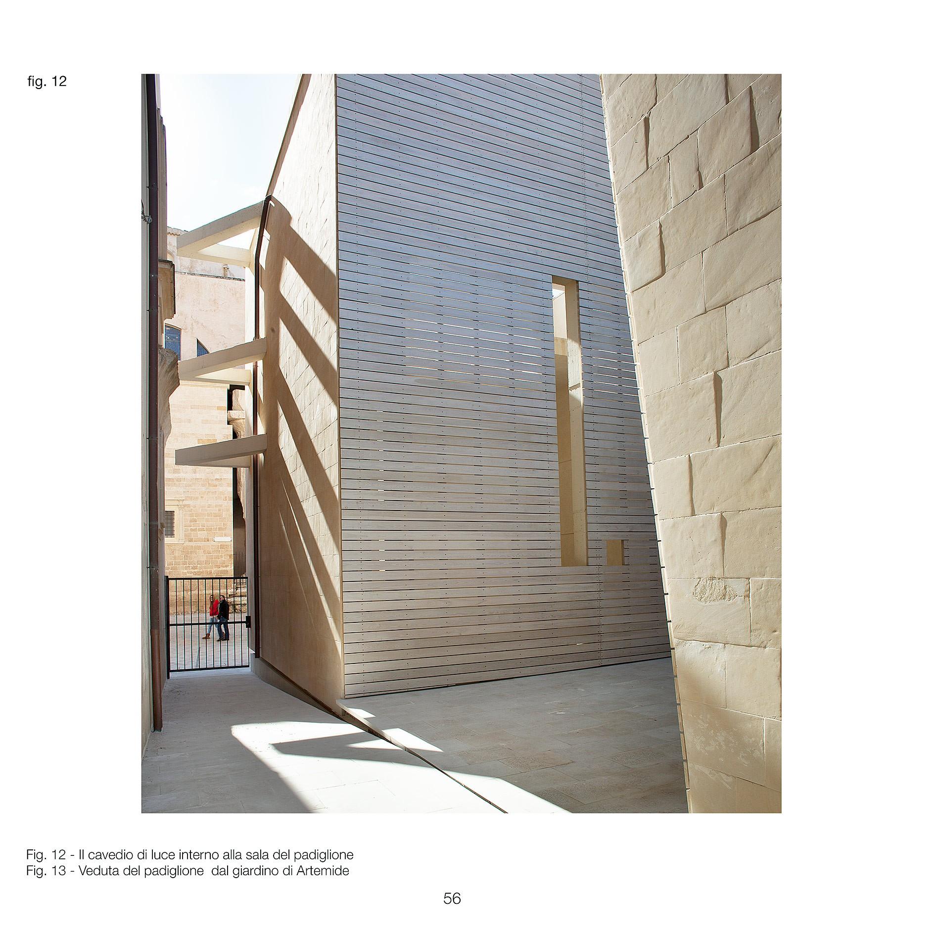 Il Tempio Ionico. Arch. Vincenzo Latina