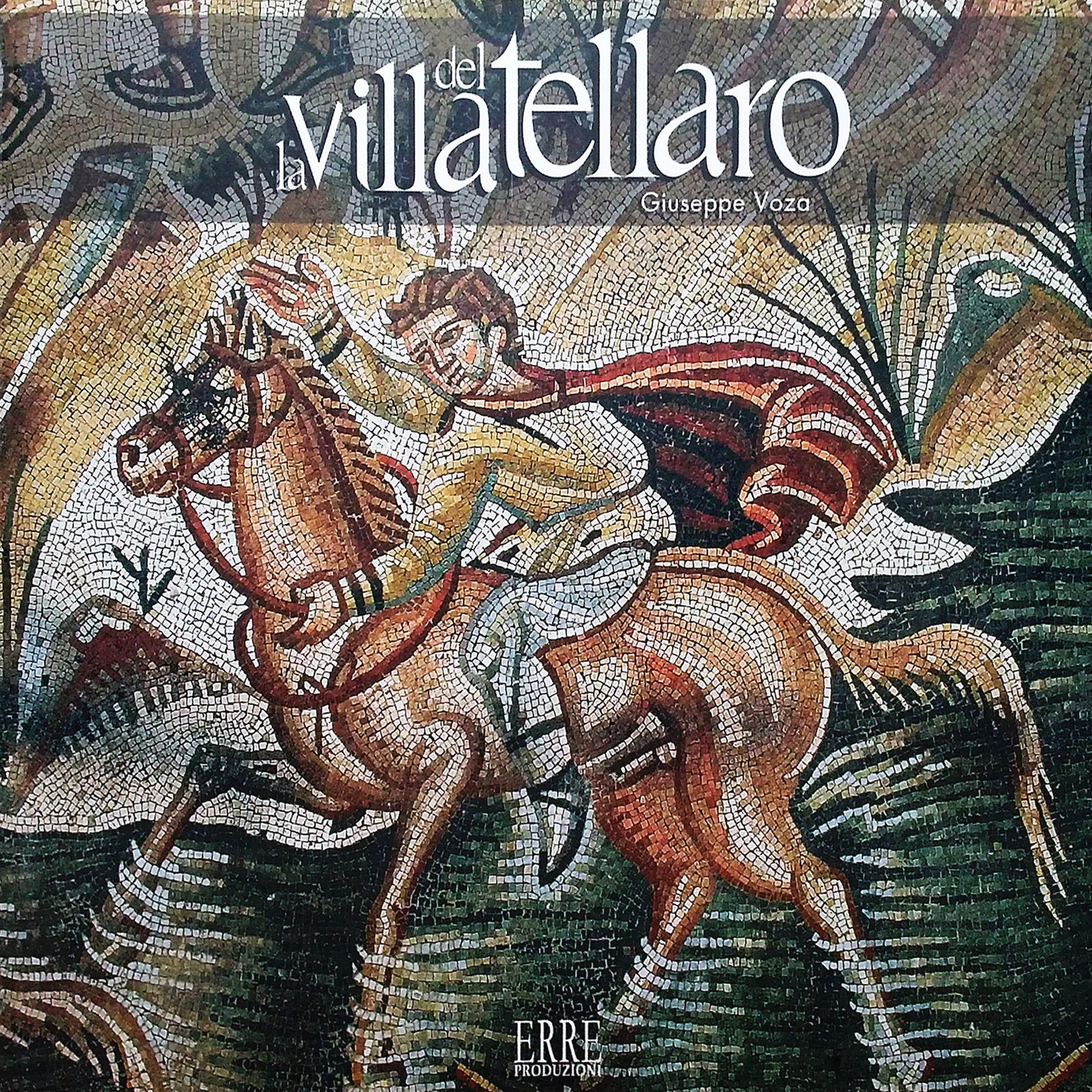 Villa del Tellaro, ErreProduzioni