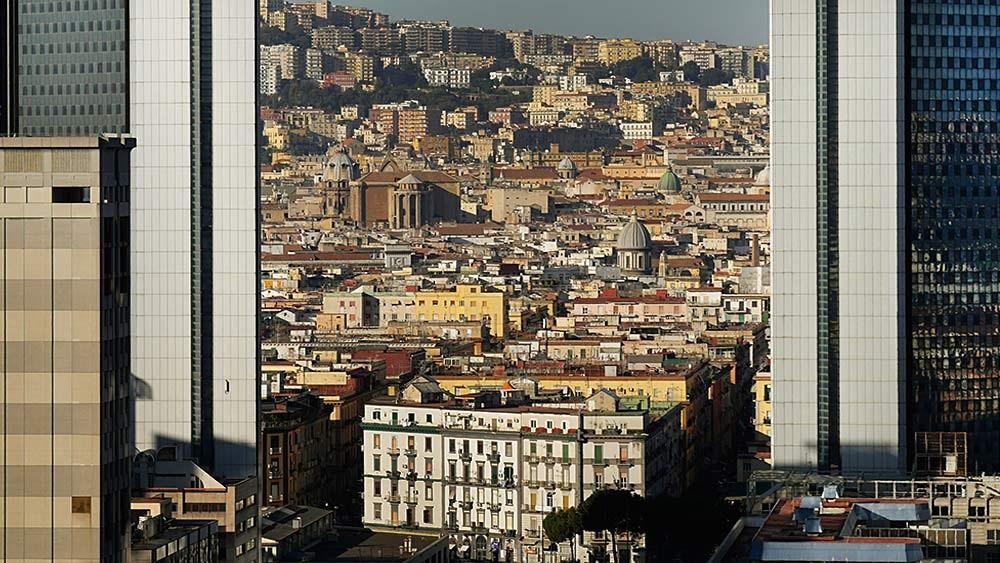 Centro Direzionale di Napoli. Arch. Kenzõ Tange