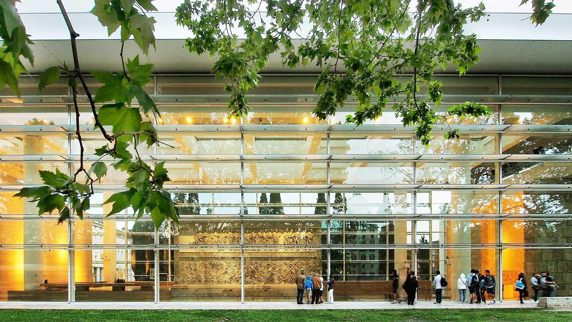 NEW ITALY - Arch. Richard Meier, Ara Pacis, Roma