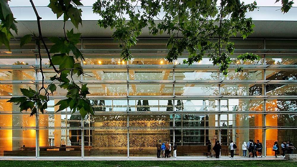 Ara Pacis, Roma. Arch. Richard Meier