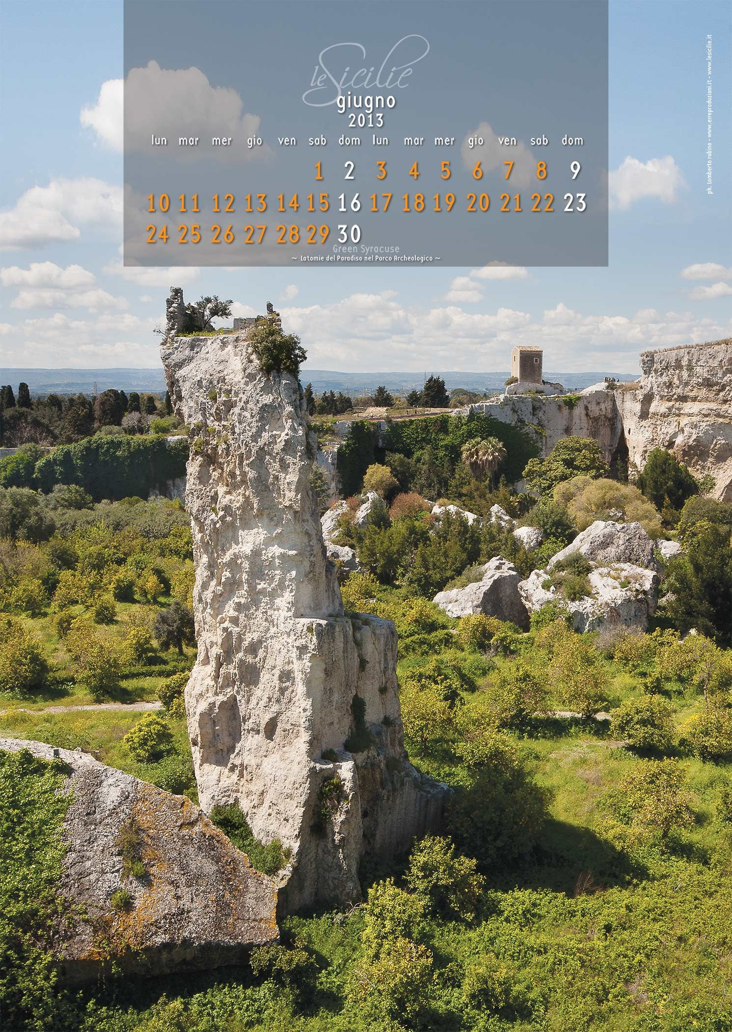 Green Syracuse- art calendar2013