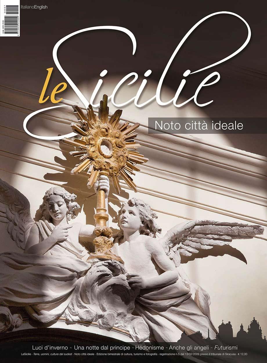 Magazine LeSicilie n.6 - ErreProduzioni