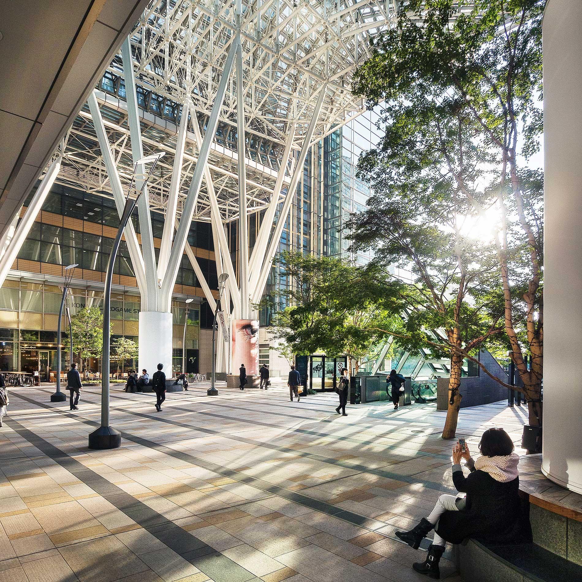日本 Arch. Skidmore, Owings and Merrill, Midtown Tower, Tokyo