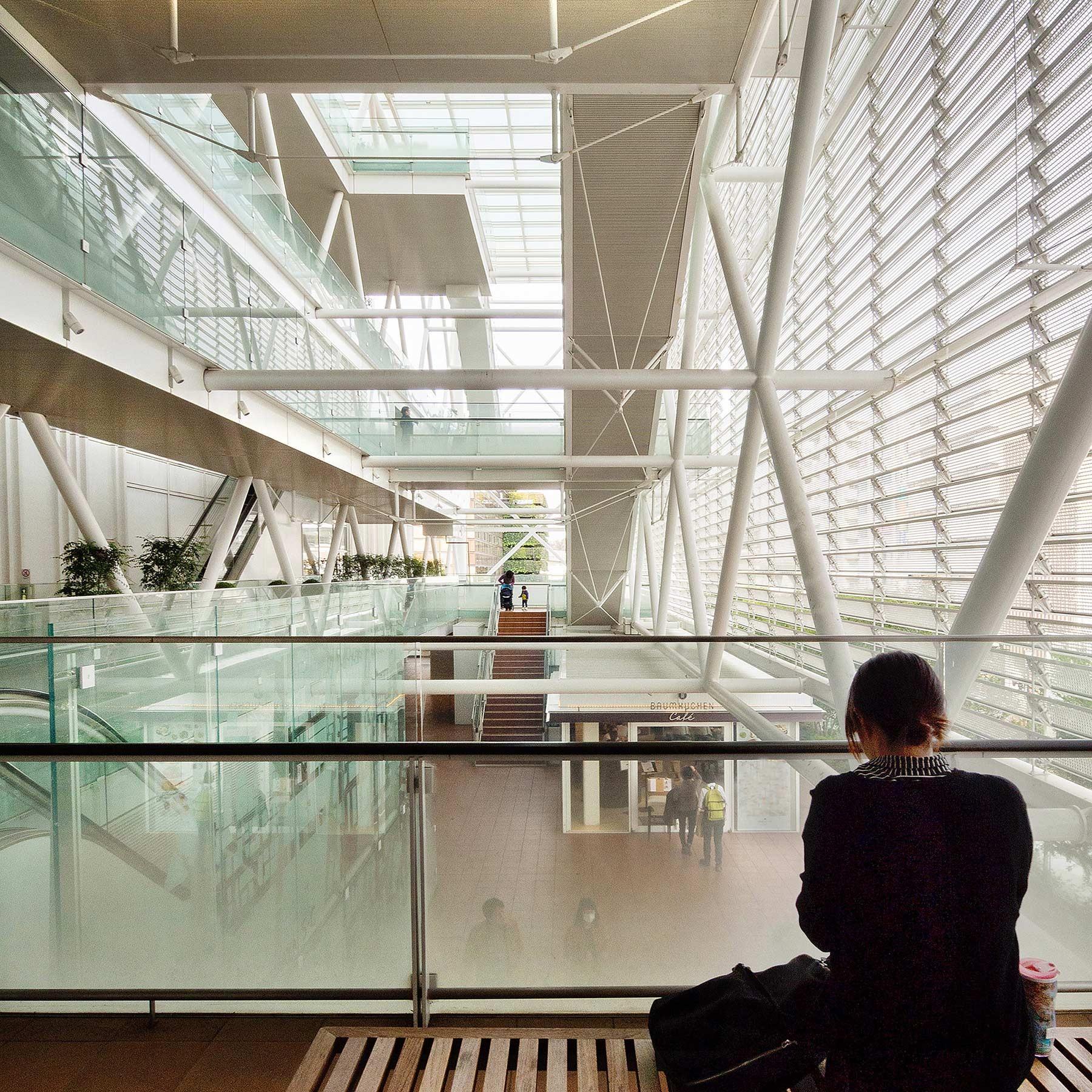 日本 Plantec Architects Inc, Tamagawa Takashimaya, Tokyo