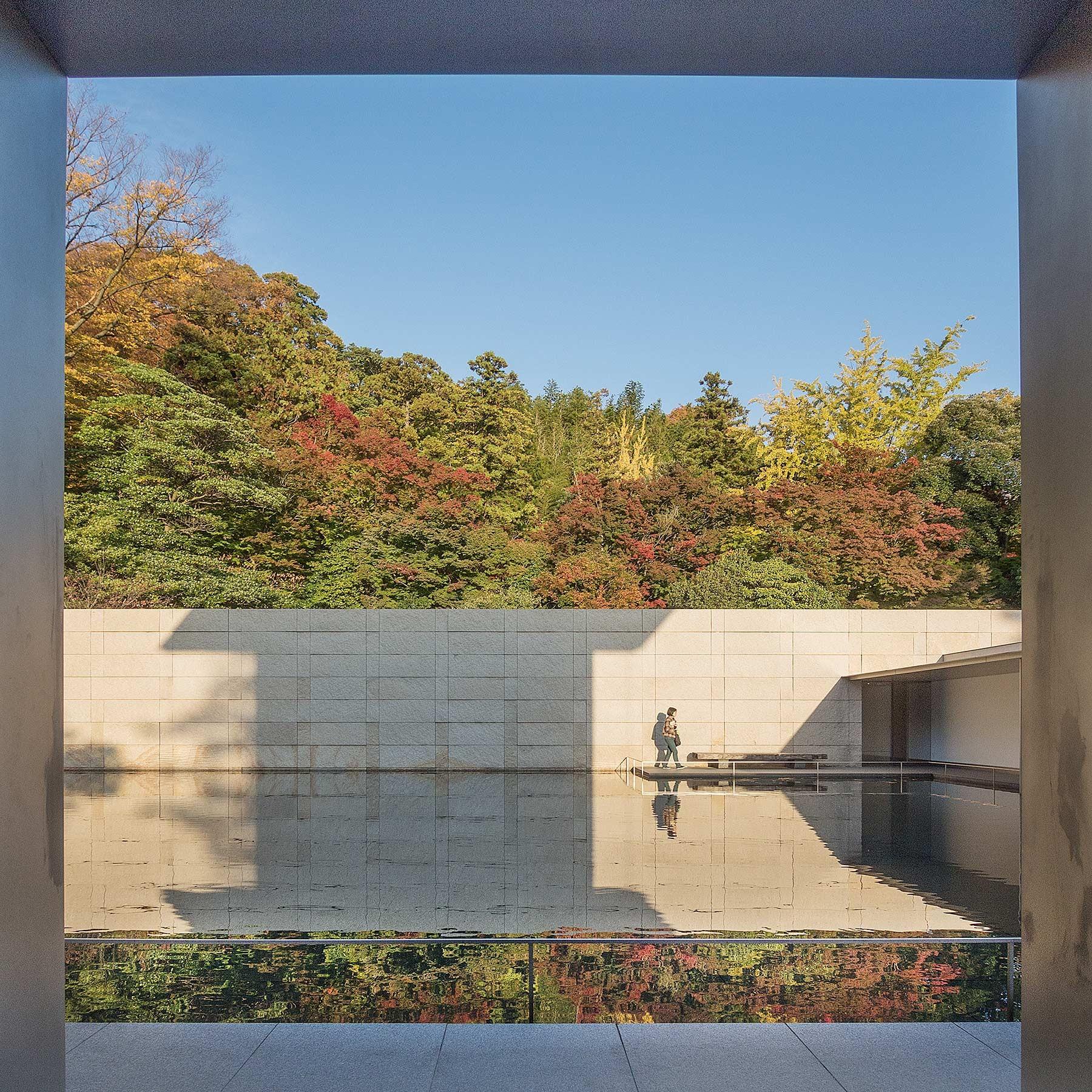 日本 Arch. Taniguchi Yoshio, Suzuki Museum, Kanazawa