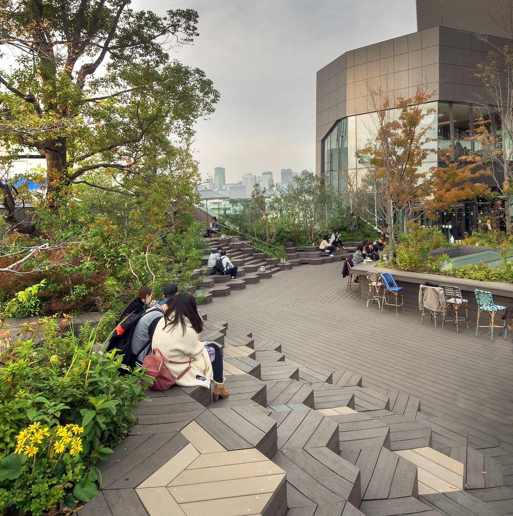 日本 Studio Hiroshi Nakamura & NAP, Tokyu Plaza Omotesando, Tokyo