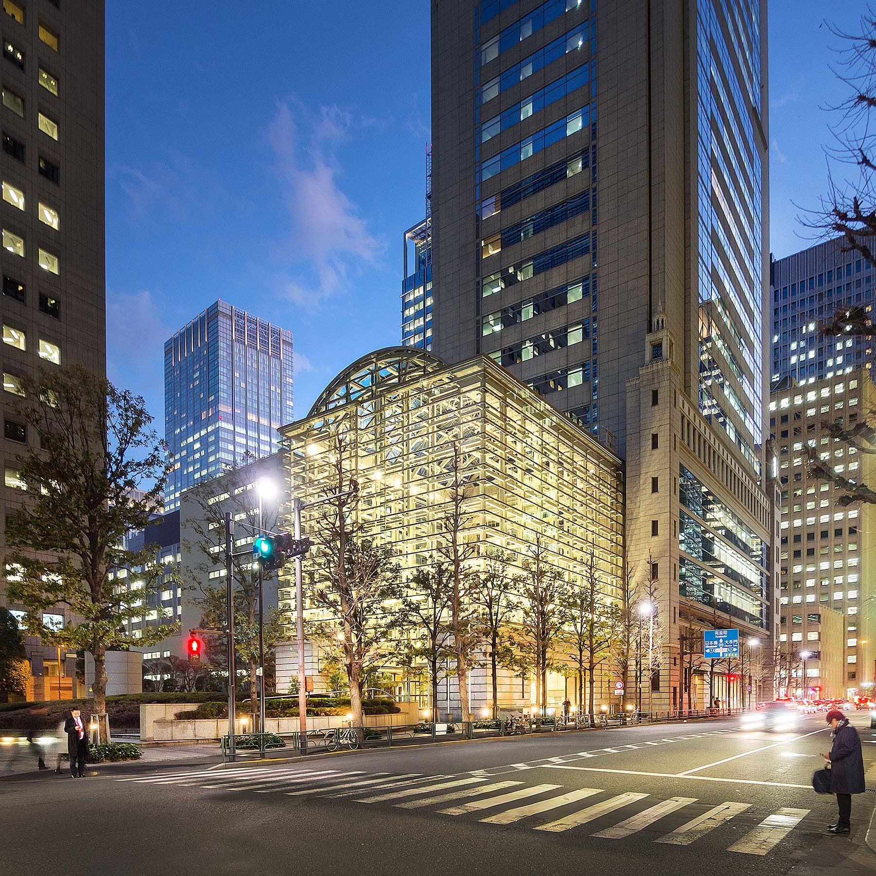 日本 Taisei Corporation, Otemachi Nomura Building, Tokyo