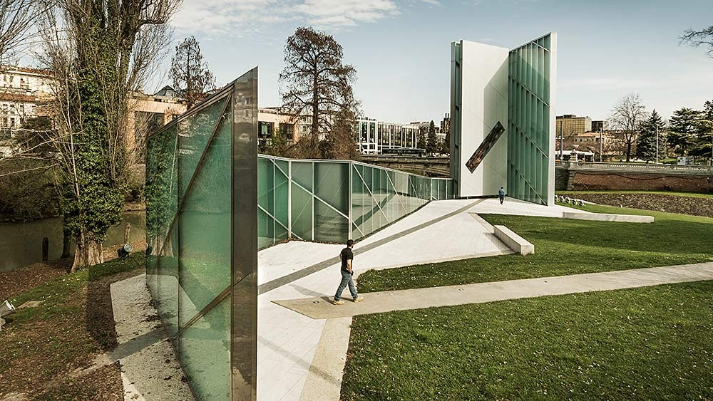 Padova, Memoria e Luce. Arch. Daniel Libeskind