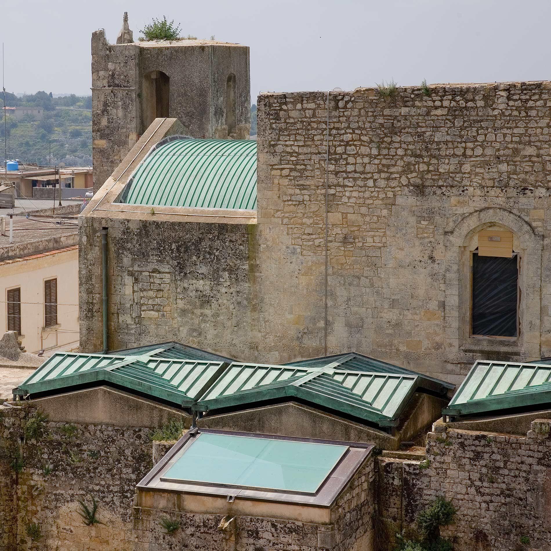Arch. E. Fidone, B. Messina - S.M. del Gesù, Modica