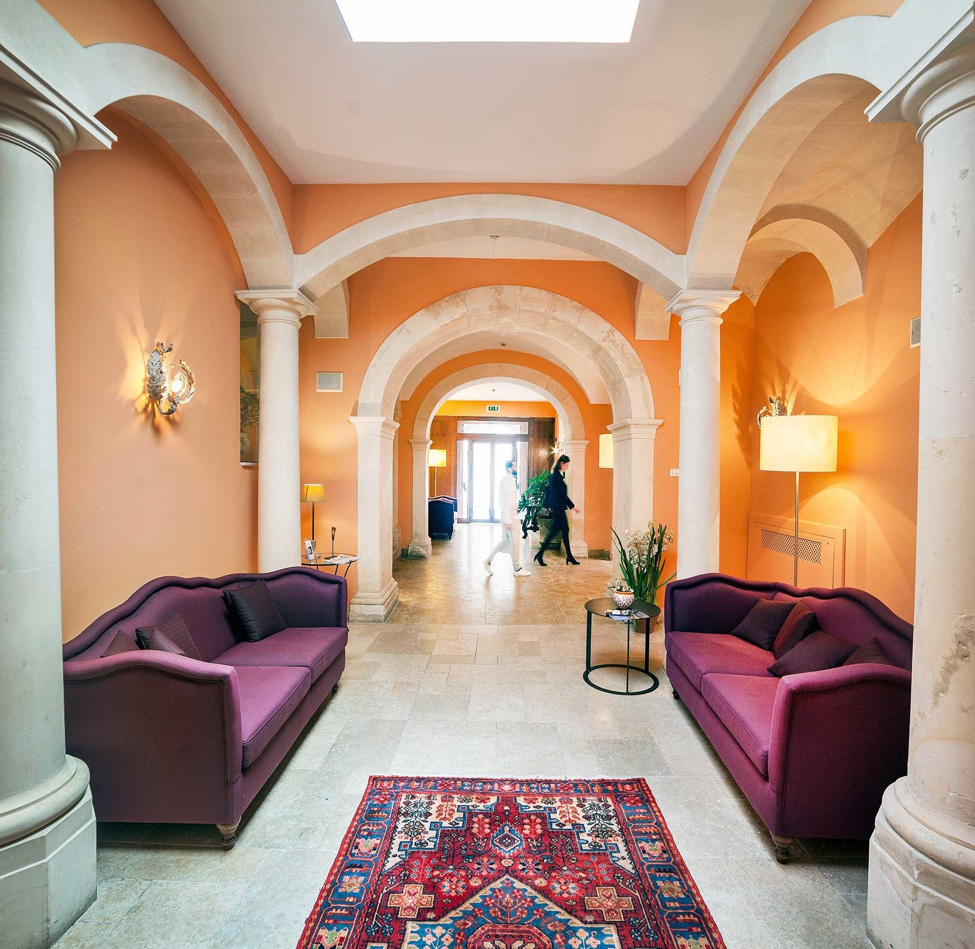 Hotel Roma, Ortigia