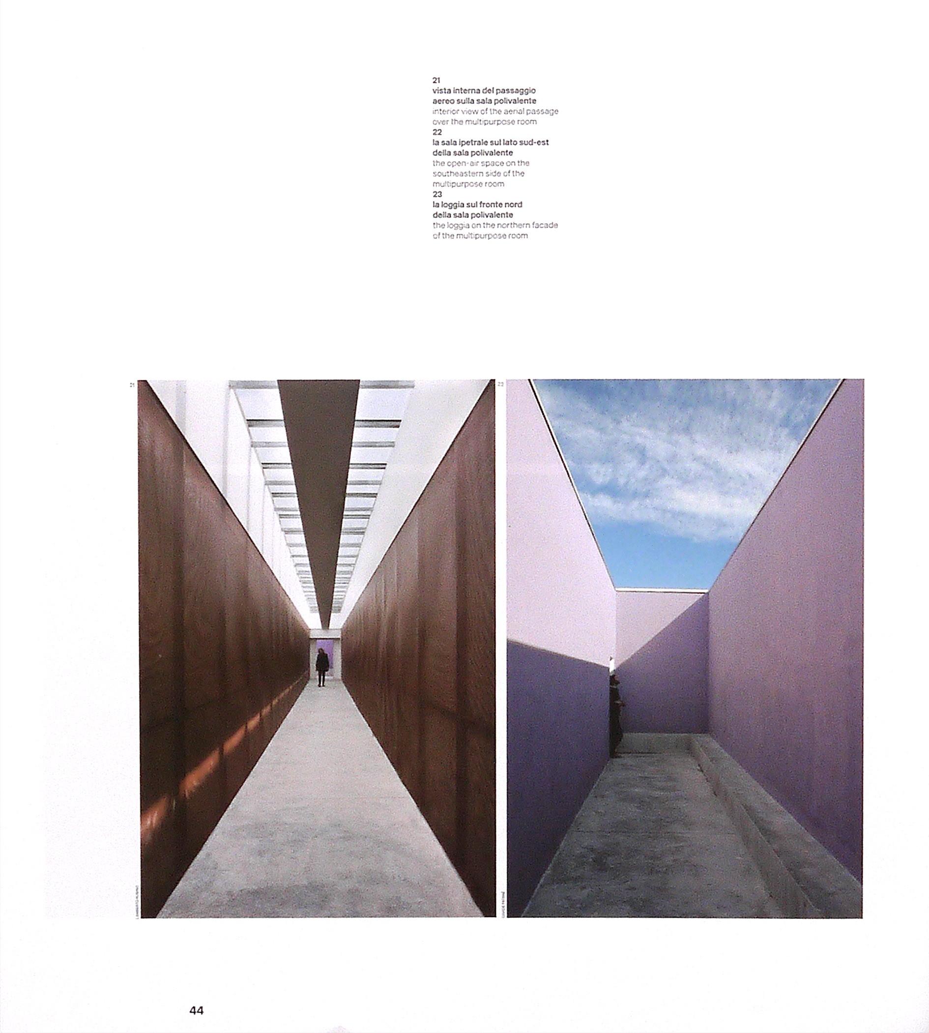 Casabella 804. Arch. Emanuele Fidone - Centro Polivalente, Modica
