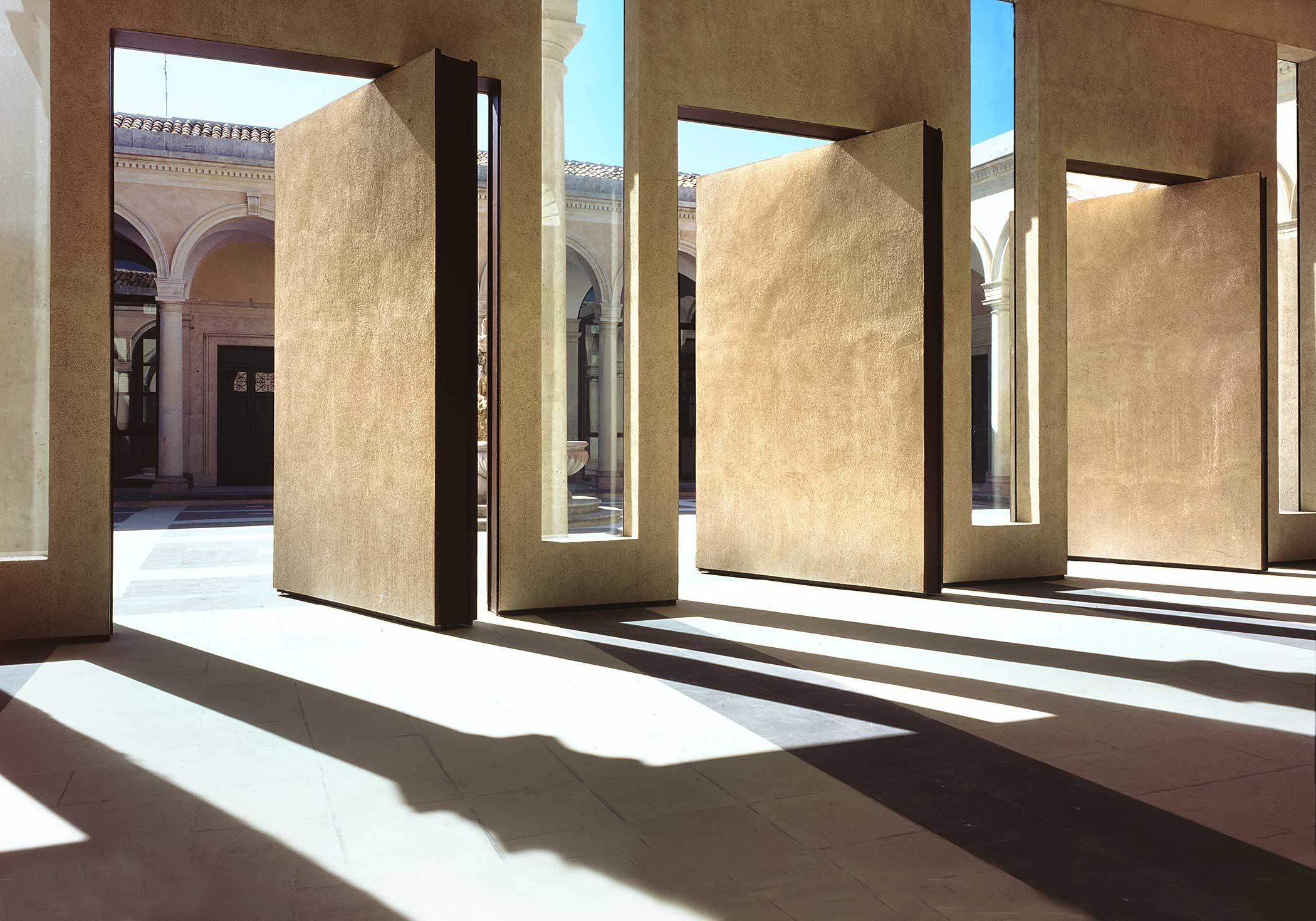 Arch. Emanuele Fidone - Antico Mercato di Siracusa