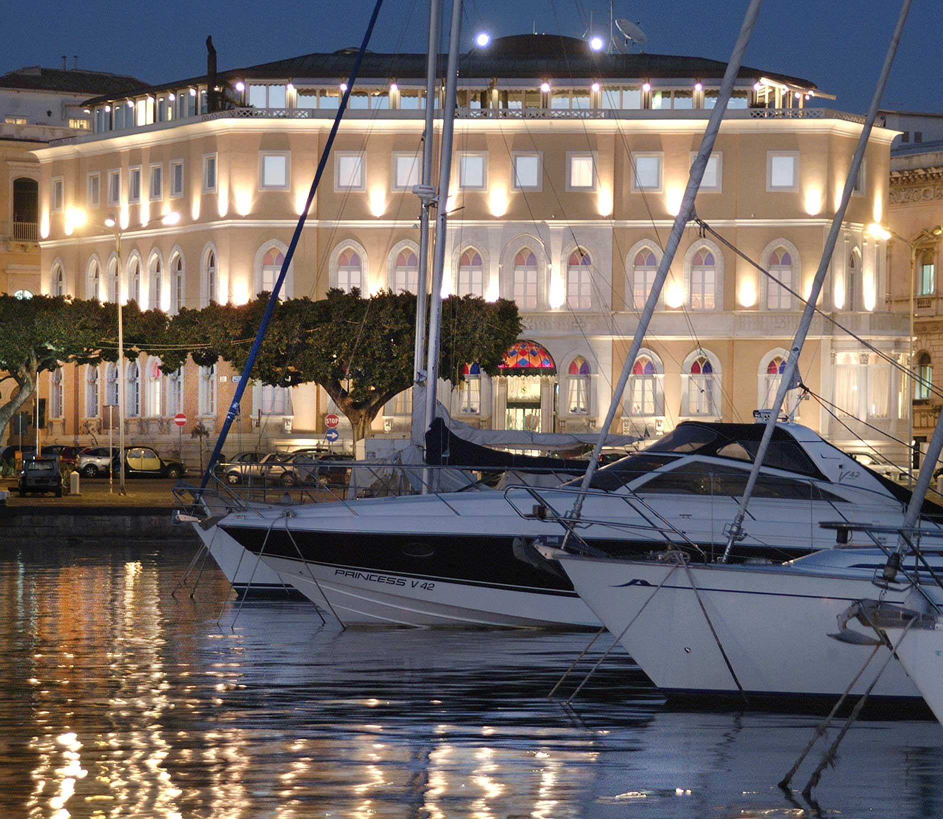 Grand Hotel, Ortigia