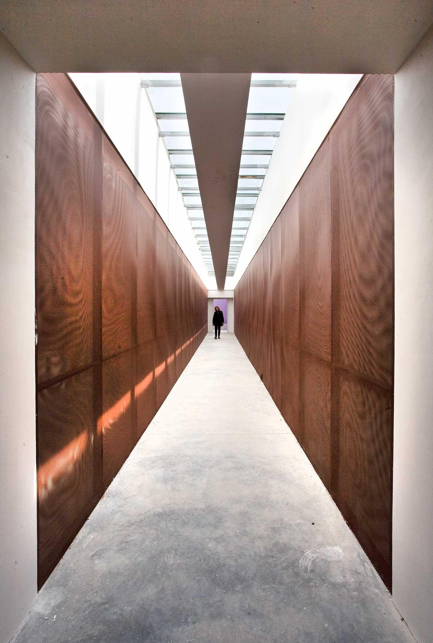Arch. Emanuele Fidone - Centro Polivalente, Modica