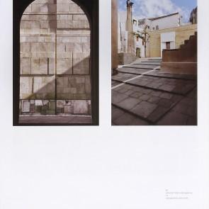 Almanacco di Casabella. Arch. Vincenzo Latina - Cortile dei Bottari, Siracusa